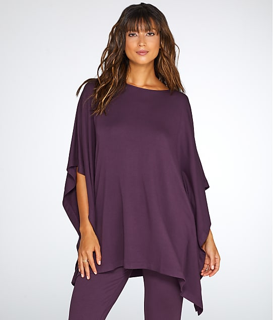 N Natori: French Terry Knit Caftan Lounge Top