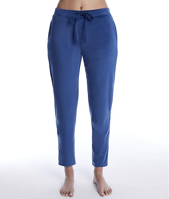 N Natori: Velour Lounge Pants
