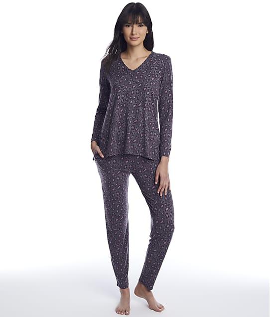 N Natori: Wild Instincts Knit Pajama Set