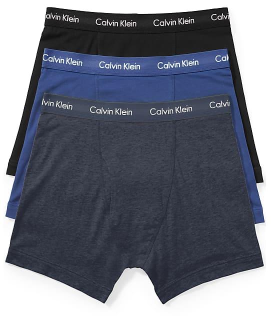 Calvin Klein: Cotton Stretch Boxer Brief 3-Pack