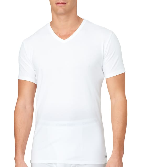 Calvin Klein: Cotton Stretch T-Shirt 2-Pack