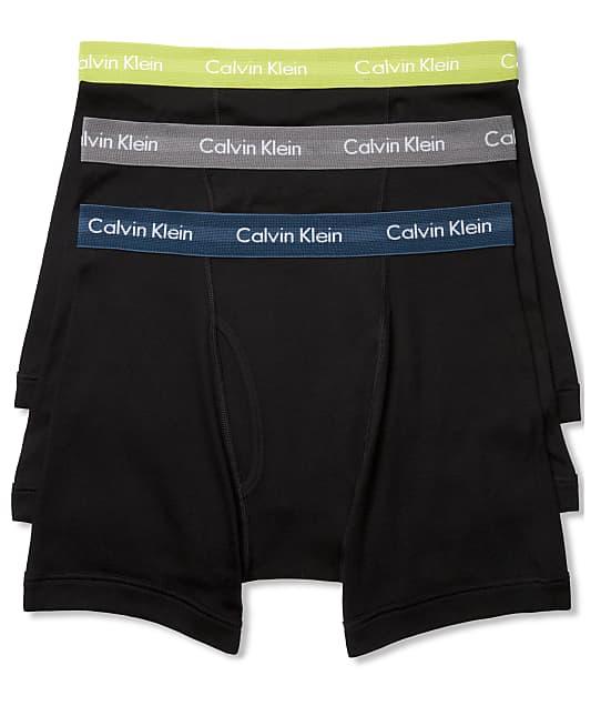 Calvin Klein: Classic Boxer Brief 3-Pack