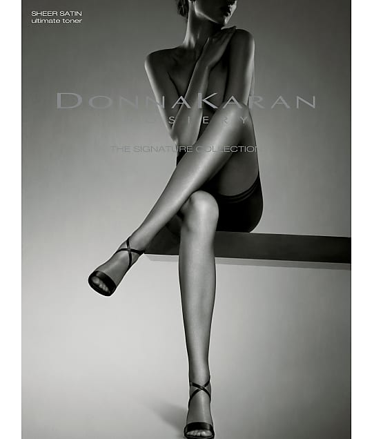 Donna Karan Hosiery: Signature Sheer Satin Pantyhose