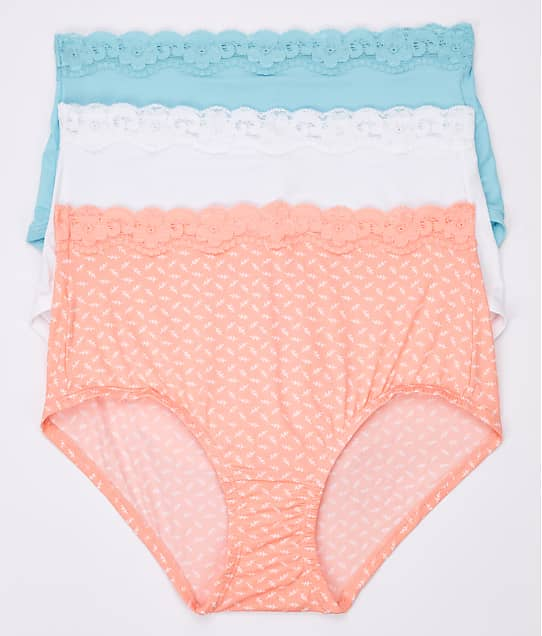 Olga: Without A Stitch® Brief 3-Pack