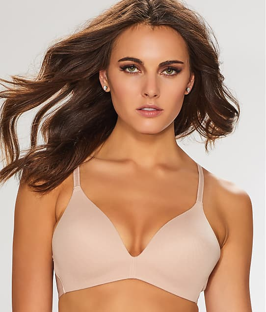 OnGossamer: Gossamer Mesh Wire-Free Bump It Up Bra