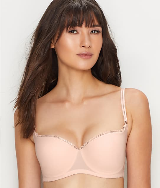 OnGossamer: Next To Nothing Balconette T-Shirt Bra