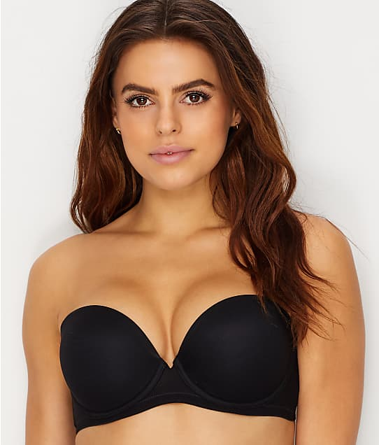 OnGossamer: Next To Nothing Plunge Strapless Bra
