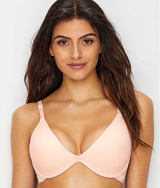 OnGossamer: Beautifully Basic Convertible Plunge T-Shirt Bra