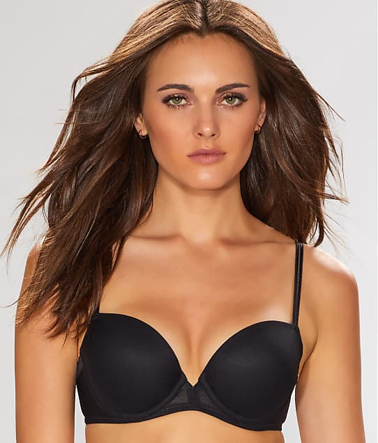OnGossamer: Next To Nothing Demi Plunge Bra
