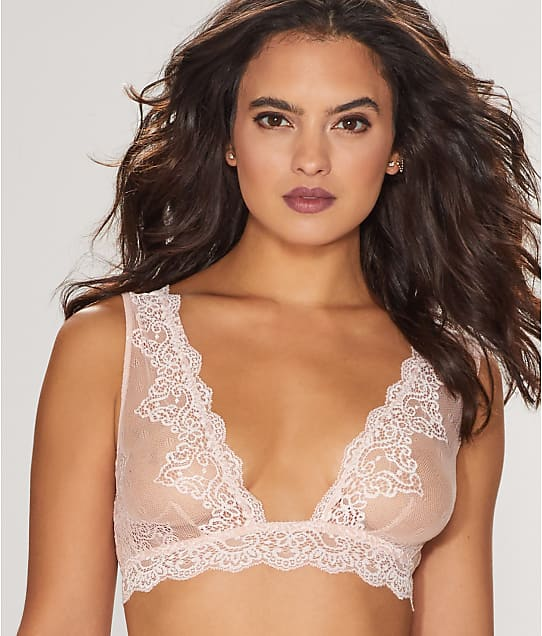 Only Hearts: So Fine Lace Tank Bralette