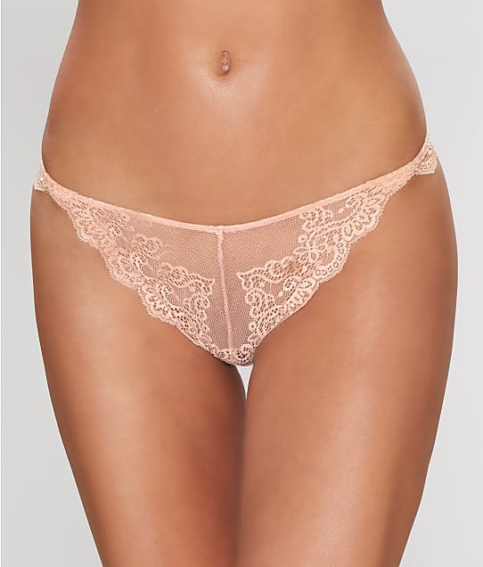 Only Hearts: So Fine Lace Thong