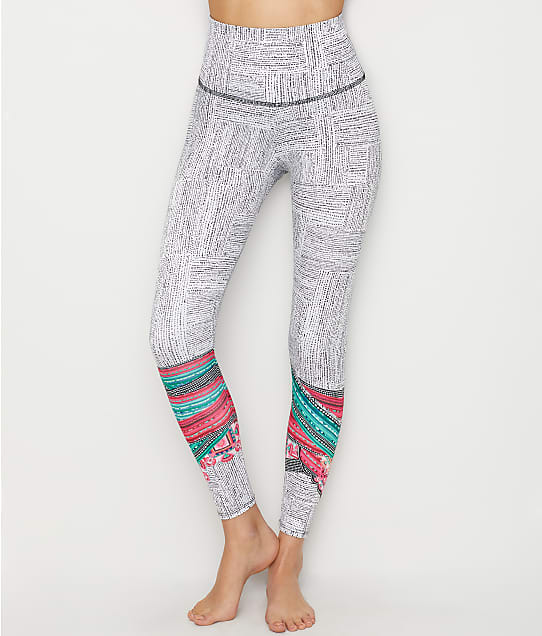 Onzie: Graphic High Rise Leggings