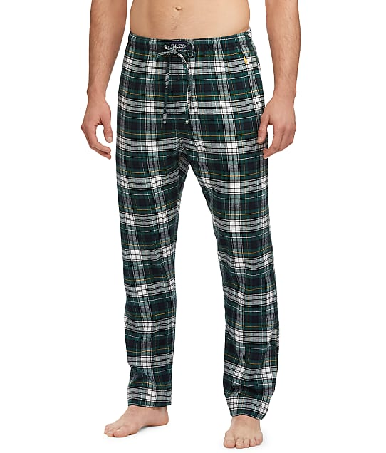 Polo Ralph Lauren: Woven Flannel Pajama Pants