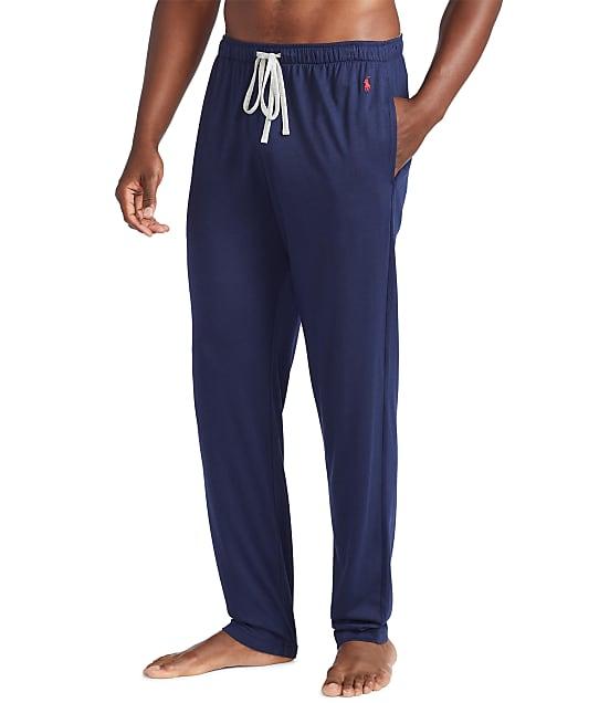 Polo Ralph Lauren Supreme Comfort Knit Lounge Pants in Cruise Navy P052RL