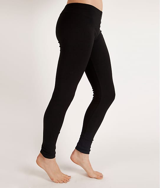 Plush: Fleece Lined Cotton Leggings