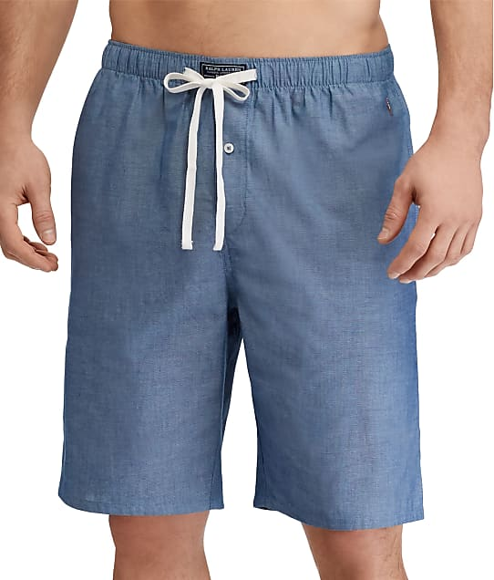 Polo Ralph Lauren: Chambray Woven Sleep Shorts
