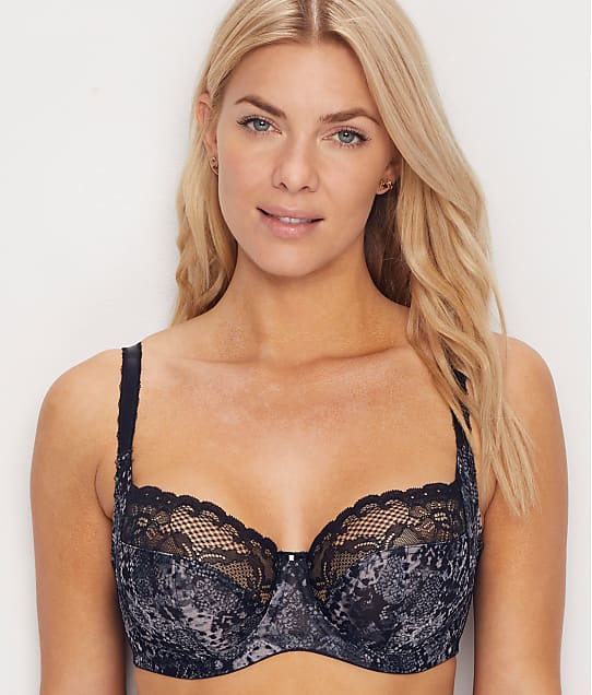 Panache: Jasmine Side Support Balconette Bra