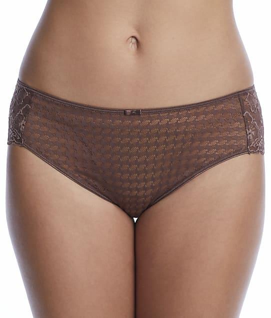 Panache Envy Bikini in Chestnut(Front Views) 7282