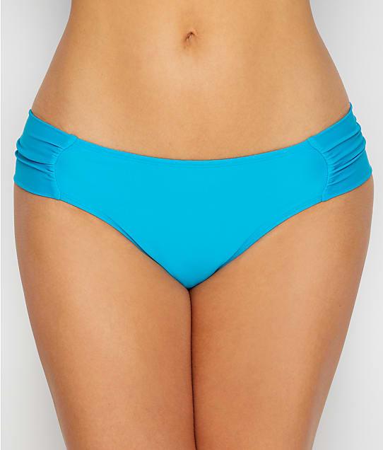 13dc027d68 Panache Anya Solid Gathered Bikini Bottom | Bare Necessities (SW0885)