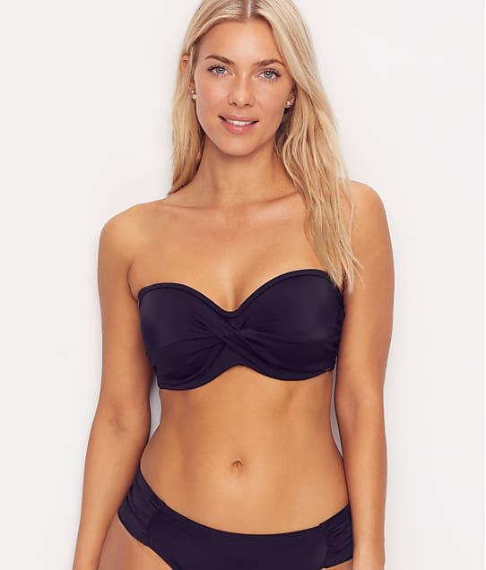Panache: Anya Riva Twist Bandeau Underwire Bikini Top
