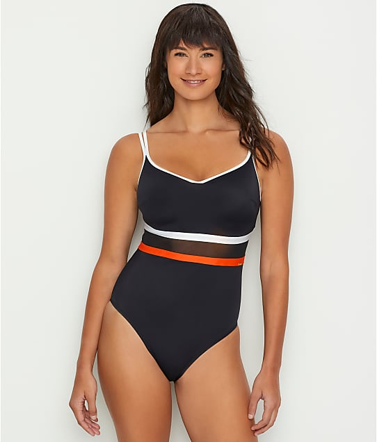 Panache: Kira Balconette Underwire One-Piece