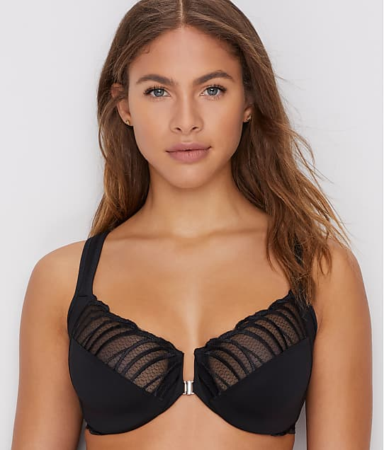 Paramour: Angie Front-Close Minimizer Bra