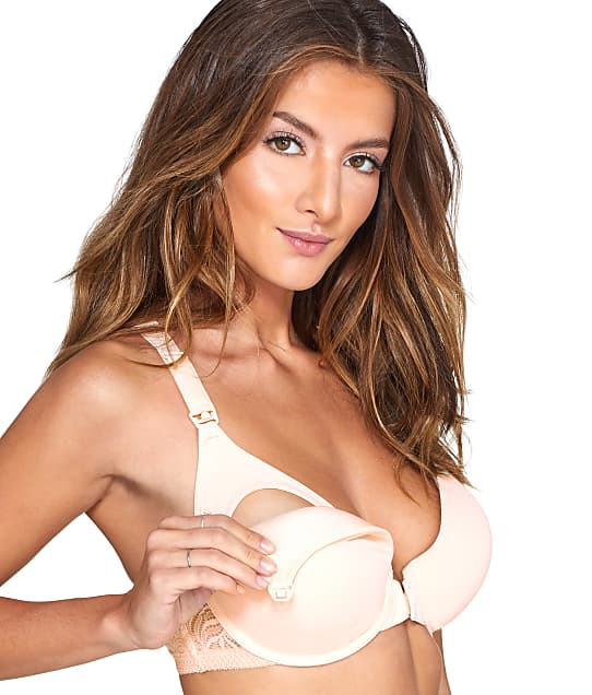 Paramour: Lorraine Front-Close Nursing Bra