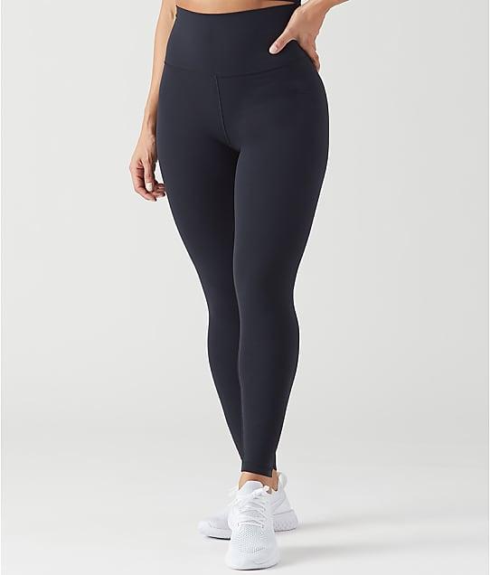 Glyder Pure Leggings in Black(Front Views) Z013