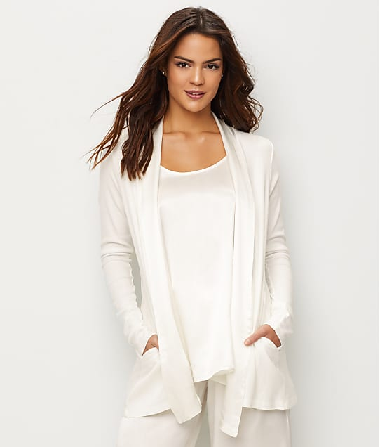 PJ Harlow: Shelby Knit Lounge Cardigan Wrap