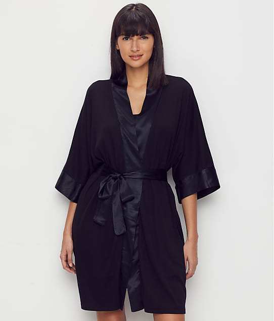 PJ Harlow: Shala Ribbed Knit Robe
