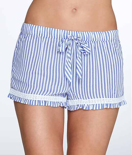 P.J. Salvage: Summer Stripes Woven Sleep Shorts