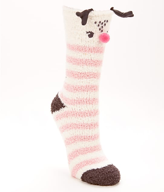 P.J. Salvage: Stripe Plush Socks