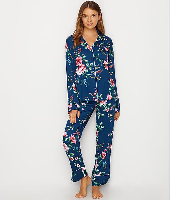 690351e043a P.J. Salvage Floral Woven Sateen Pajama Set