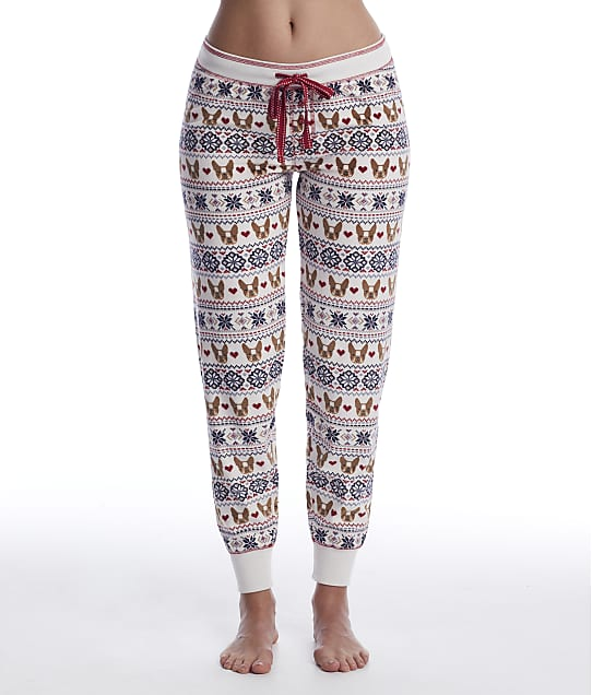 P.J. Salvage: Dog Momma Velour Joggers