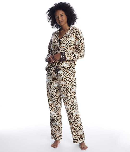 P.J. Salvage: Cool Beans Flannel Pajama Set