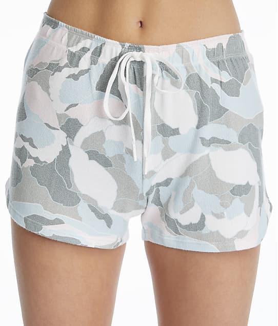 P.J. Salvage: Camo Bloom Knit Shorts