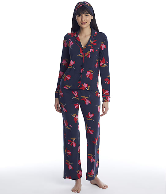 P.J. Salvage: Love Blooms Modal Knit Pajama Set