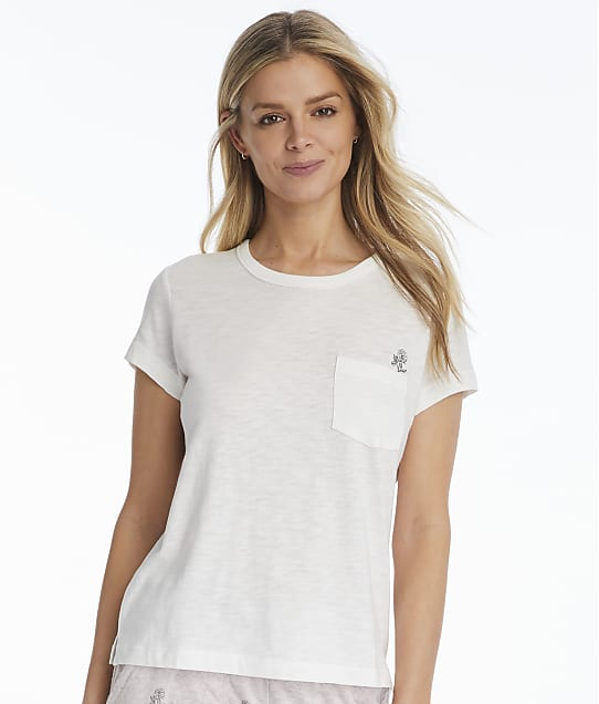 P.J. Salvage: Lily Rose Knit Tee
