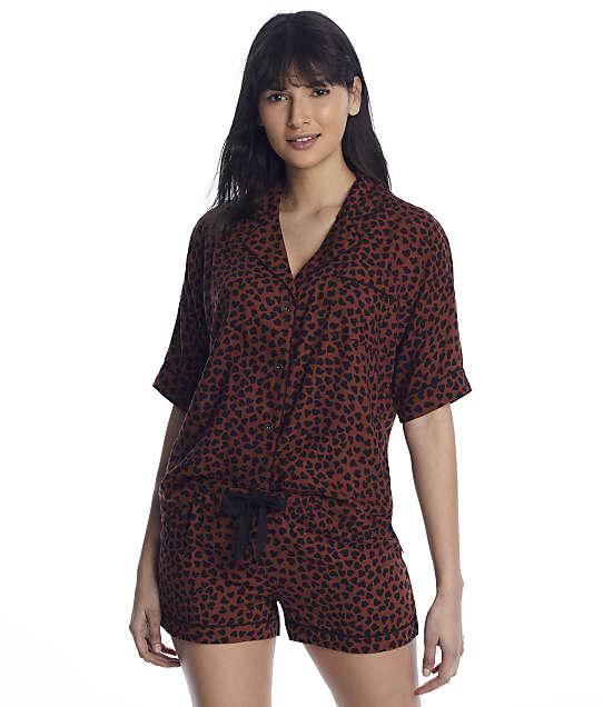 P.J. Salvage: Wild Love Woven Pajama Set