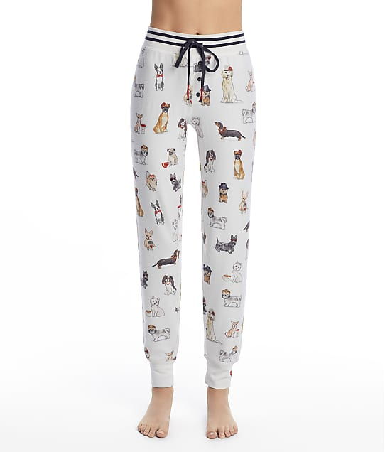 P.J. Salvage: Coffee & Canines Knit Joggers