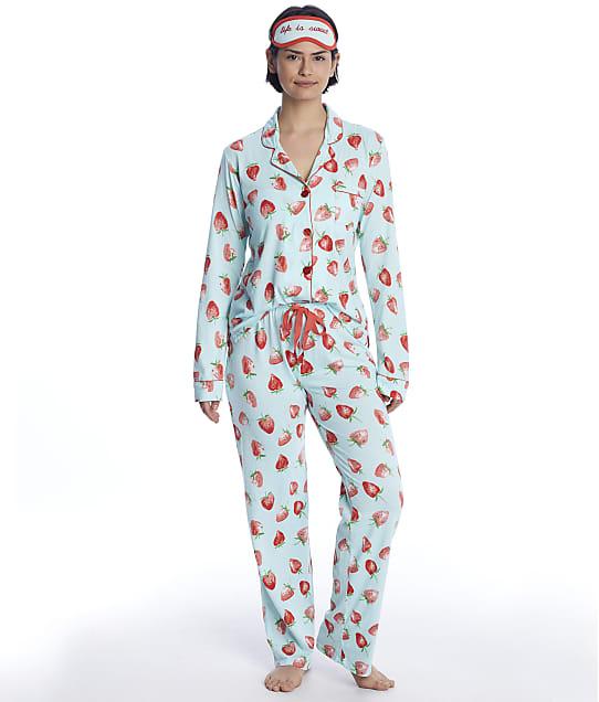 P.J. Salvage: Boho Batik Modal Pajama Set