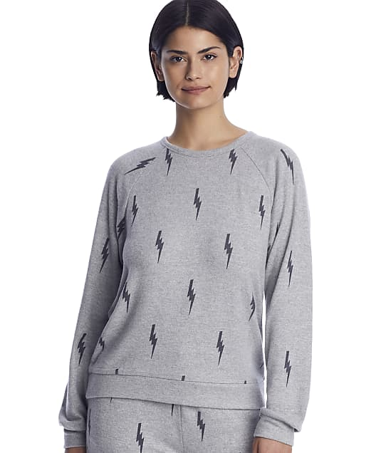 P.J. Salvage: Stormy Monday Knit Pullover Lounge Top