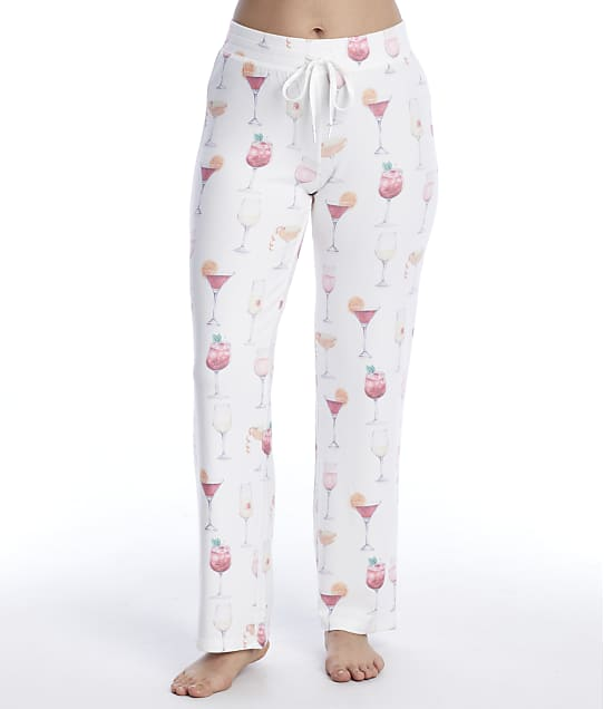 P.J. Salvage: Sunset Spritzers Knit Lounge Pants