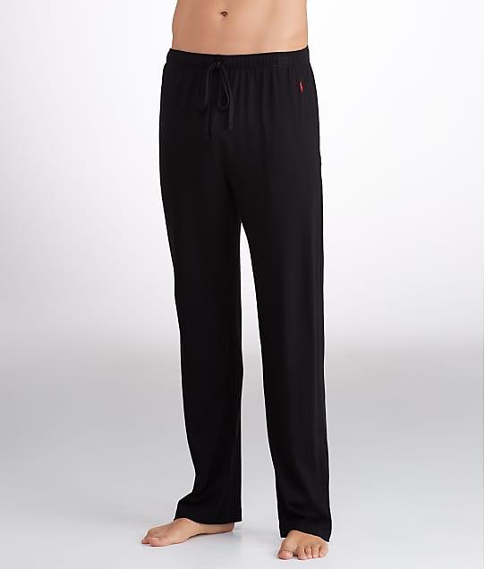 Polo Ralph Lauren Supreme Comfort Knit Pajama Pants in Polo Black L047