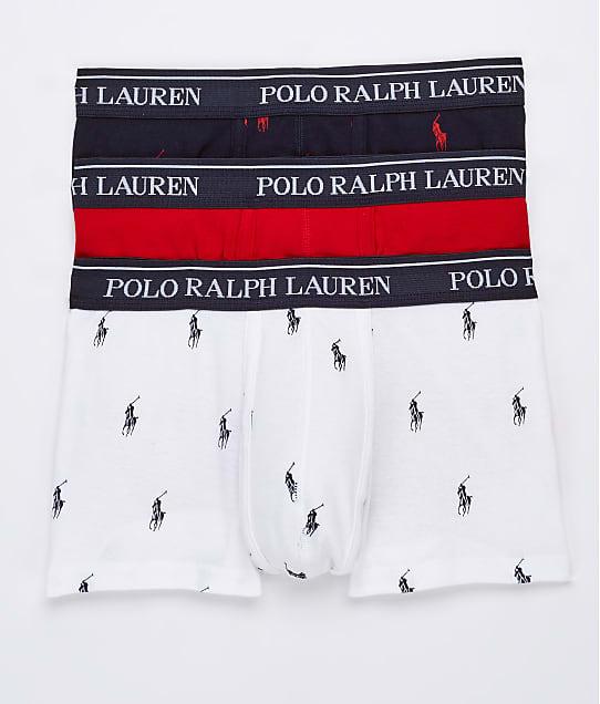 Polo Ralph Lauren: Classic Fit Cotton Trunk 3-Pack