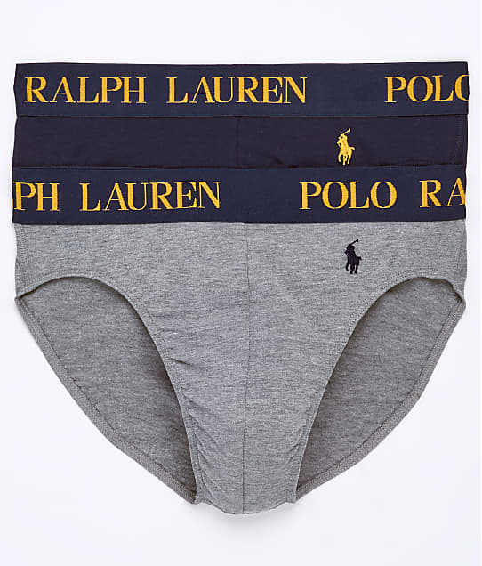 Polo Ralph Lauren: Cotton Comfort Brief 2-Pack
