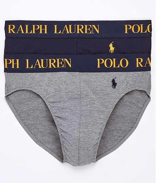 Polo Ralph Lauren: Cotton Comfort Brief 2-Pack