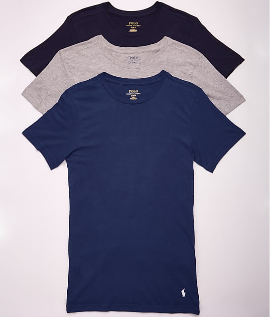 faa97d5182 Classic Fit Cotton T-Shirt 3-Pack