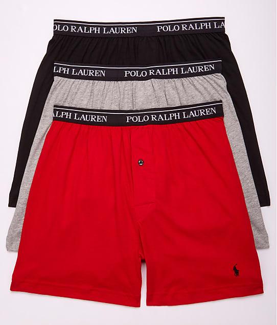 c41107071161 Polo Ralph Lauren Classic Fit Cotton Boxers 3-Pack | Bare Necessities  (RCKBP3)
