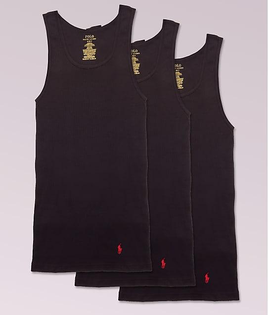 Polo Ralph Lauren: Classic Fit Cotton Tanks 3-Pack